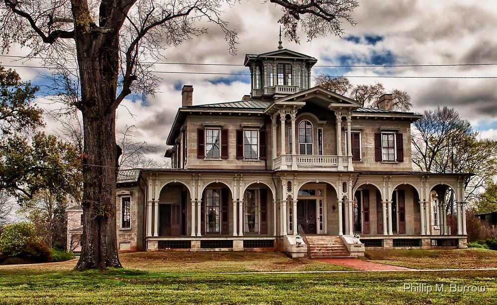 Jemison's House by Phillip M. Burrow