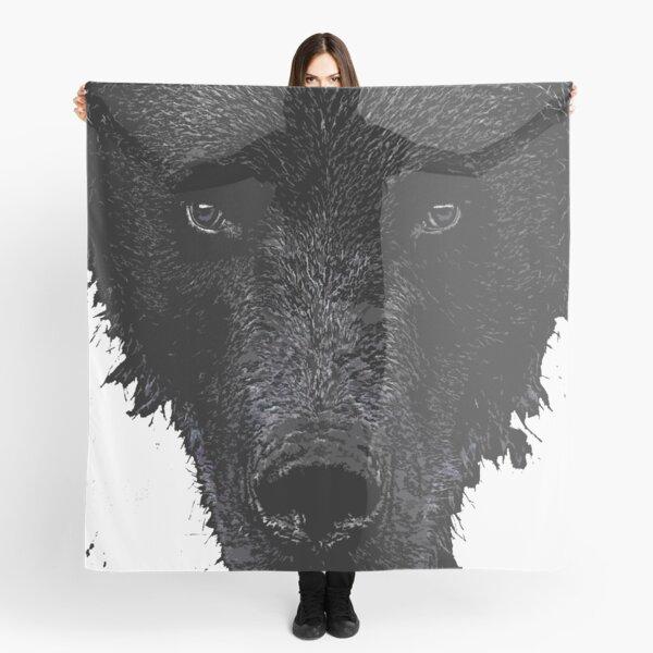 Bear Stare  Scarf