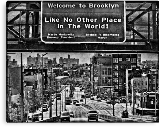 Welcome to Brooklyn by Chris Lord
