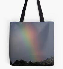Rainbow Blessings Tote Bag