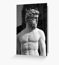 Neptune Greeting Card