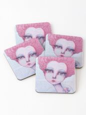 The Queen Coasters