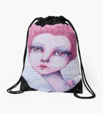 The Queen Drawstring Bag