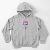 The Queen Kids Pullover Hoodie