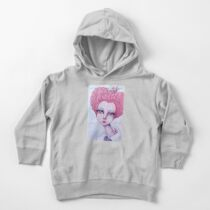 The Queen Toddler Pullover Hoodie