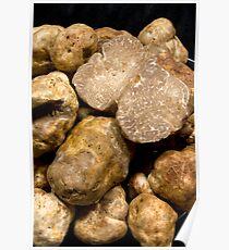 Oregon White Truffles # 3 Poster