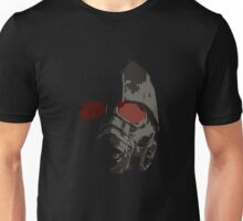 Fallout New Vegas Power Armor Helmet rev B Unisex T-Shirt