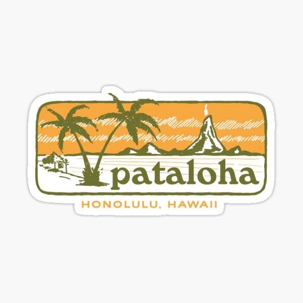 Patagonia Sticker Sticker