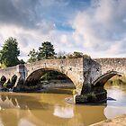 Aylesford Bridge by JEZ22