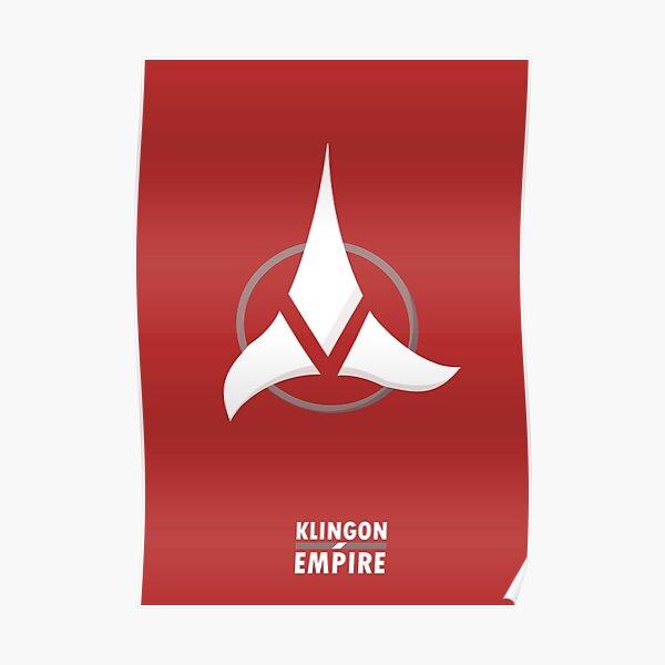 Star Trek - Klingon Empire Poster