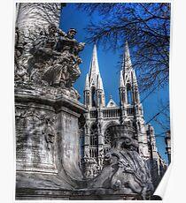 Saint Vincent Marseille Poster
