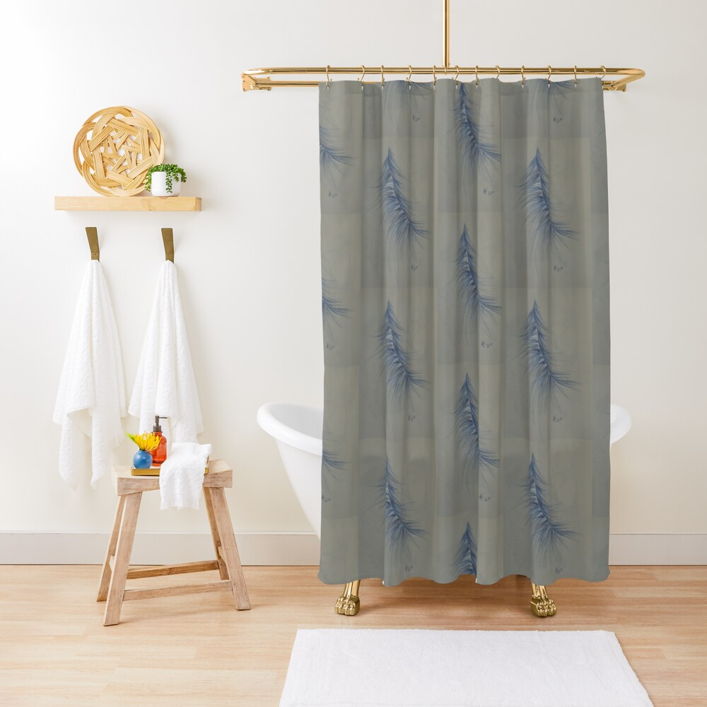 Moment of sweetness Shower Curtain