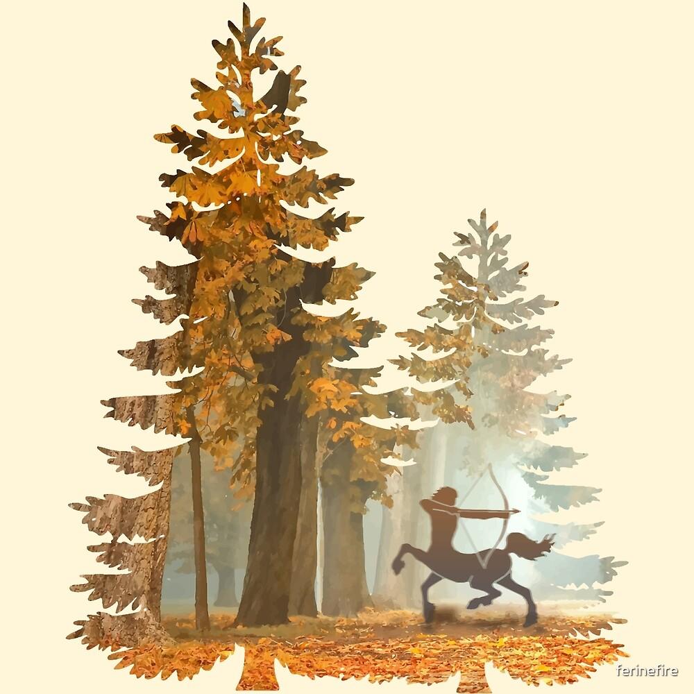 Mystic Hunt by ferinefire
