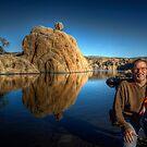 A Bob, A Sam, and A Rock by Bob Larson