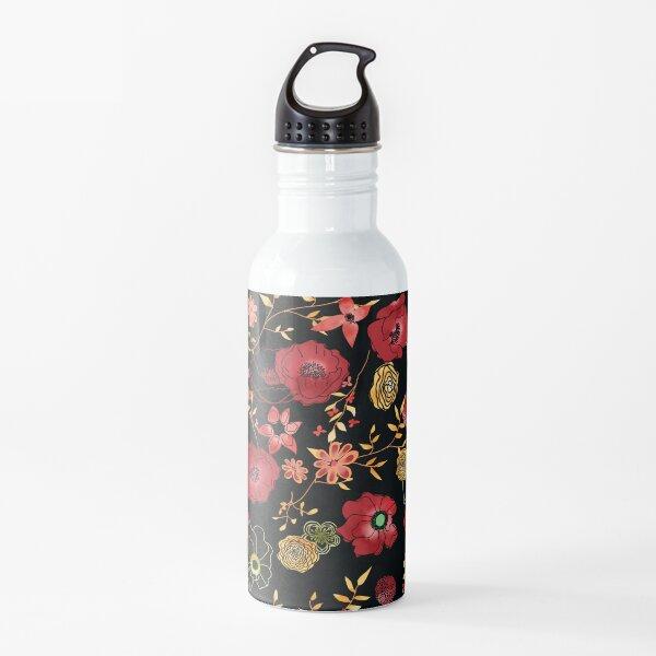 Sally's Flowers Water Bottle