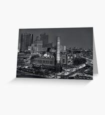 Downtown Winnipeg Greeting Card