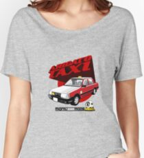 Aregato Taxi  Women's Relaxed Fit T-Shirt