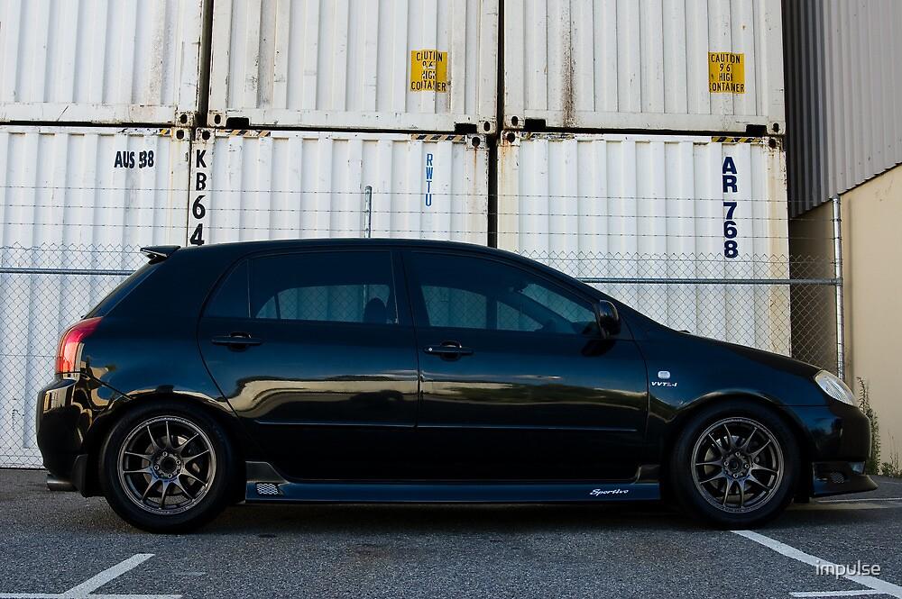 Corolla Sportivo by impulse