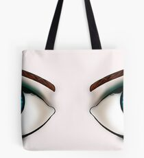 yeux Tote Bag