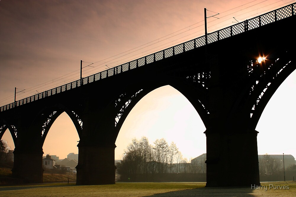 Howden Metro Bridge by Harry Purves