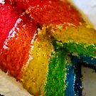 Rainbow Cake II by Christopher O'Connor