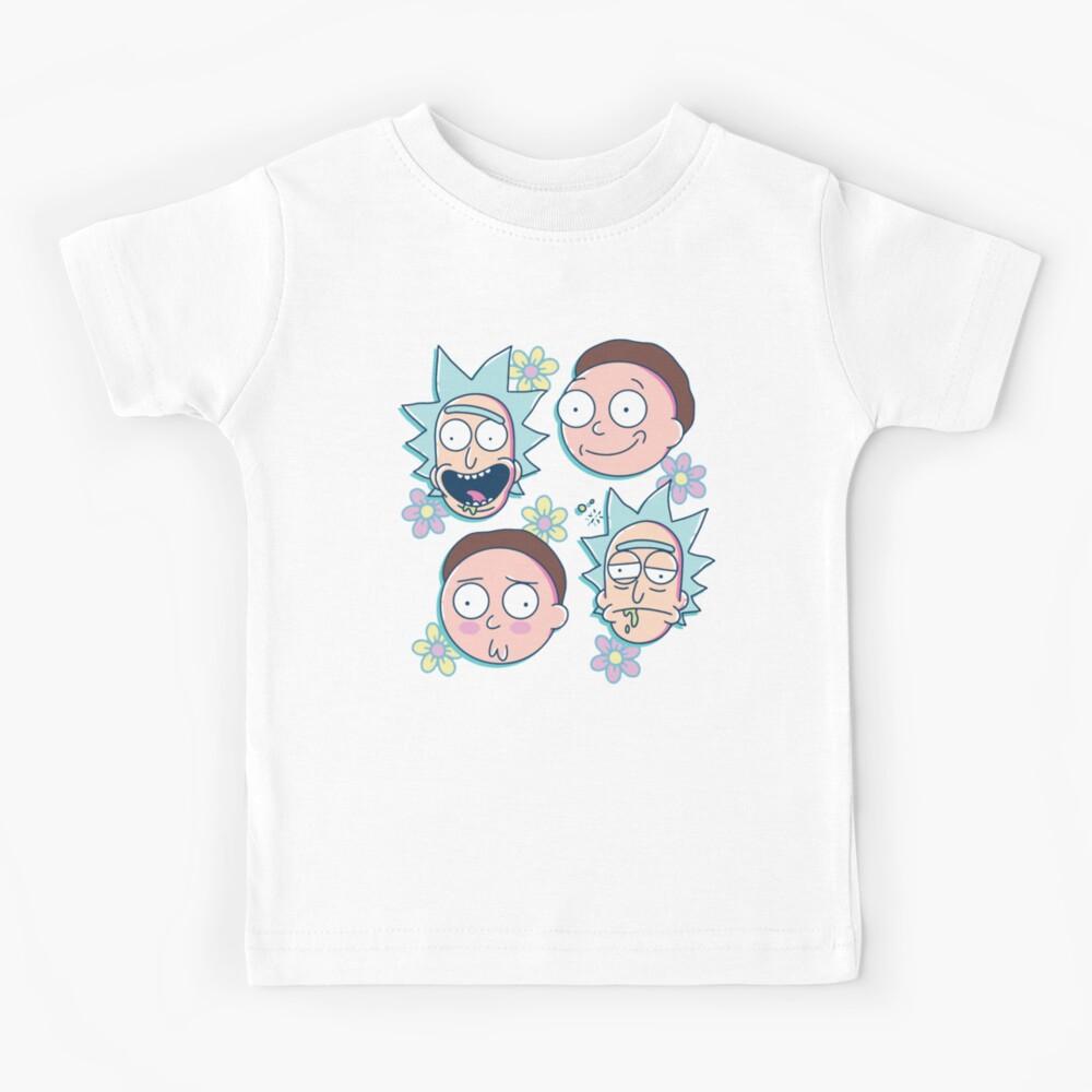 Rick & Morty Kids T-Shirt