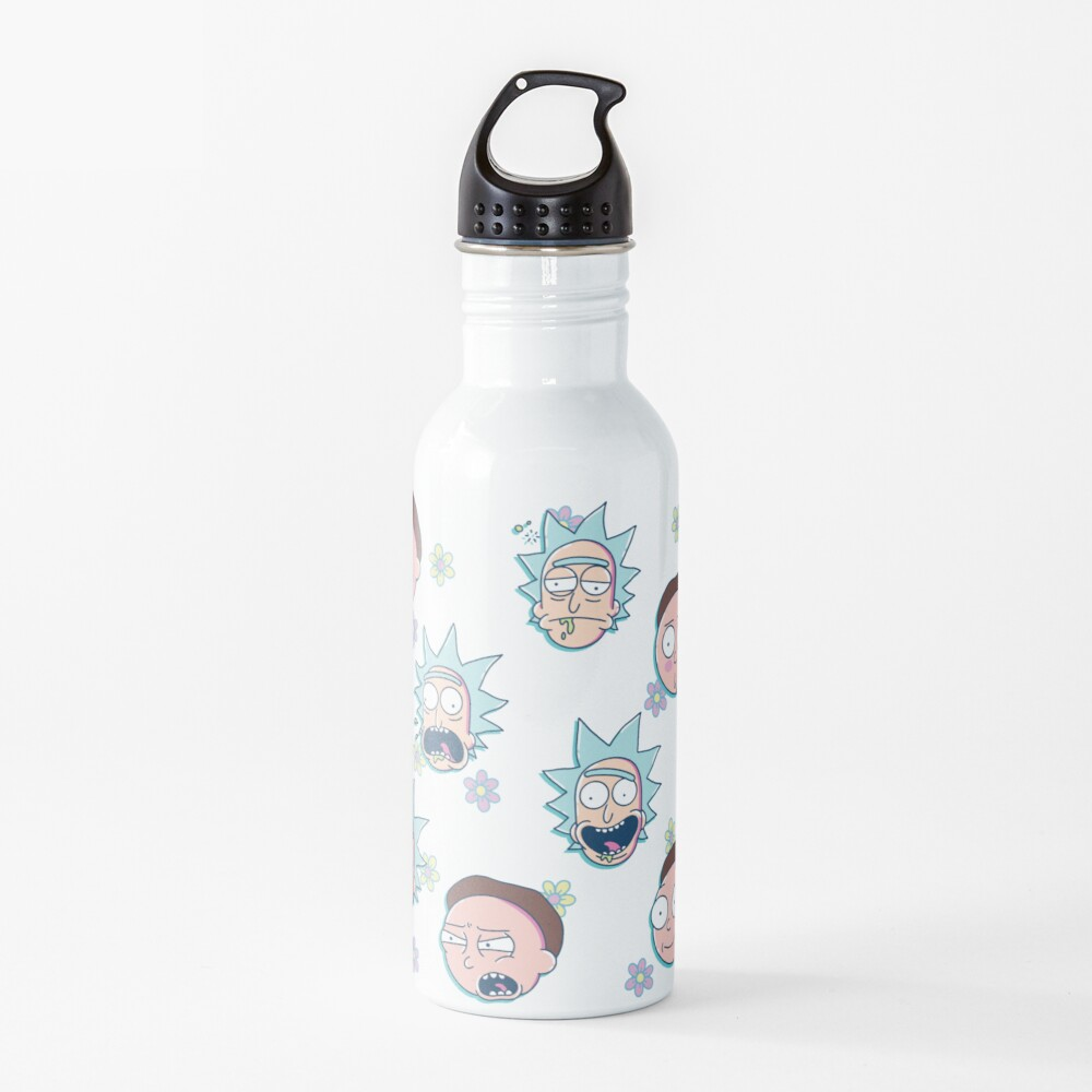 Rick & Morty Water Bottle