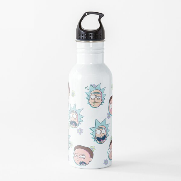 Rick & Morty Water Bottle
