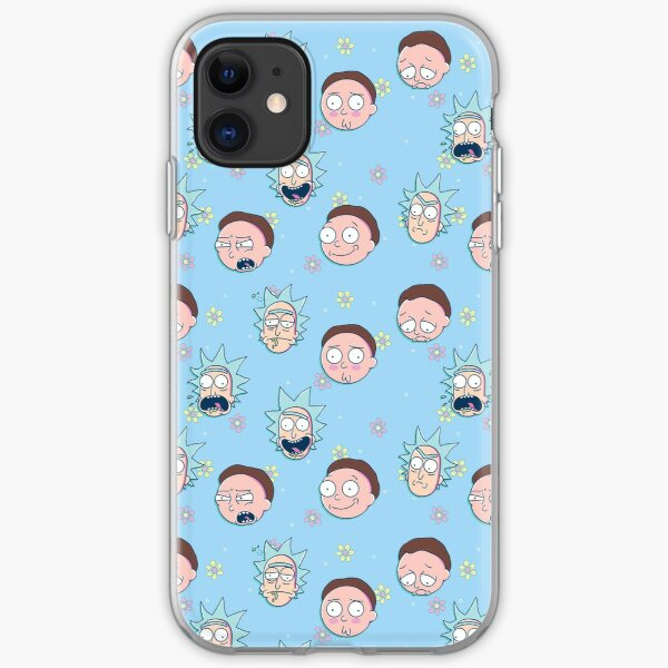 Rick & Morty iPhone Soft Case