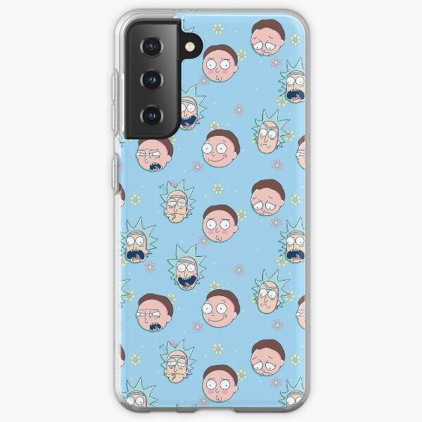 Rick & Morty Samsung Galaxy Soft Case