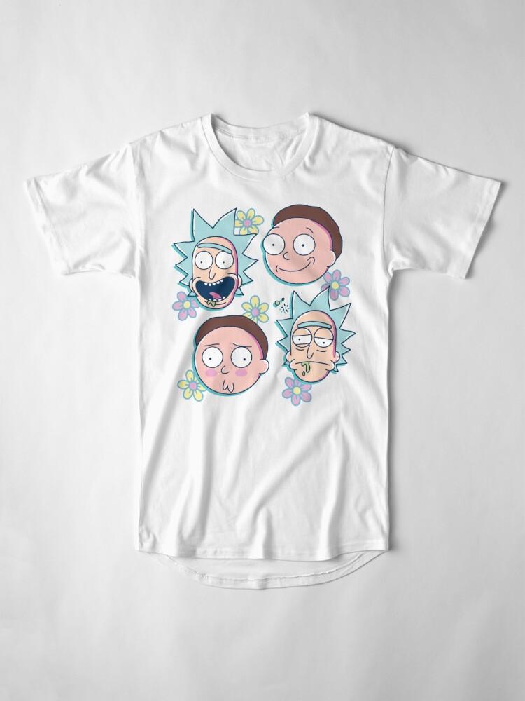 Alternate view of Rick & Morty Long T-Shirt