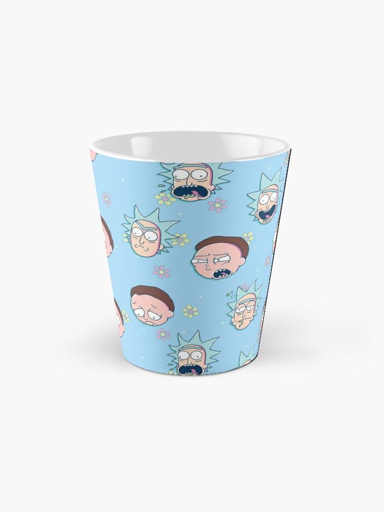 Alternate view of Rick & Morty Mug