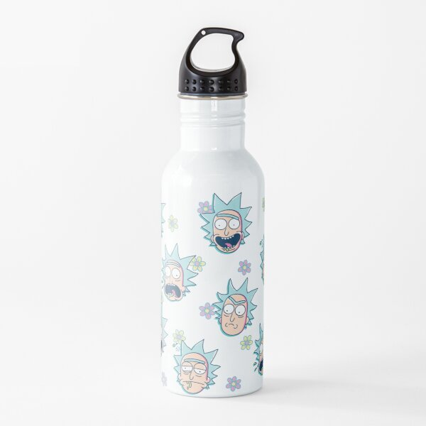 Rick Sanchez (Rick & Morty) Water Bottle