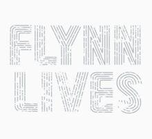 Flynn Lives Distressed