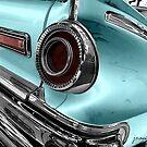Classic Car 190 by Joanne Mariol