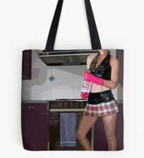 Come on in. The place is spanking clean Tote Bag