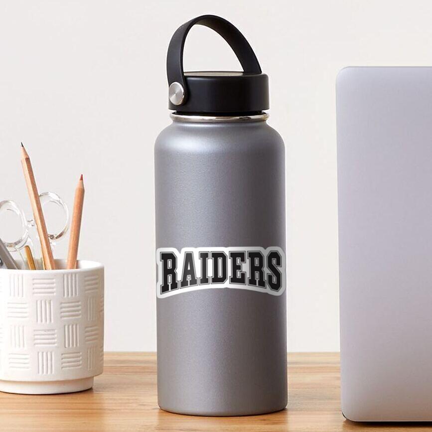 Raiders Sticker