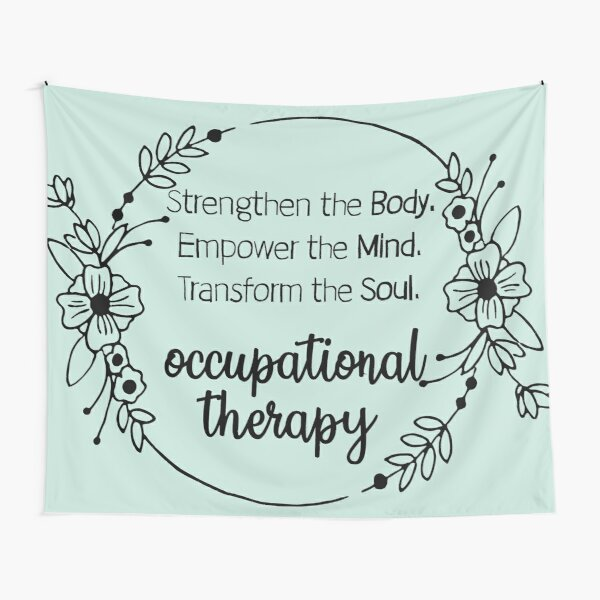 Occupational therapy Tapestry