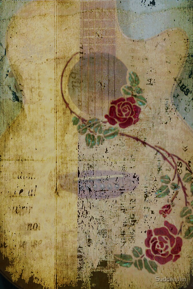 Remembering Janis by SuddenJim