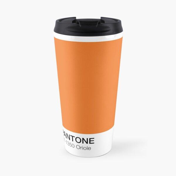 Oriole Pantone Shade  Travel Mug