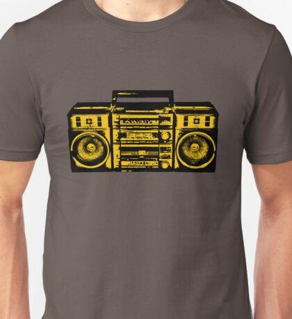 Tape recorder Unisex T-Shirt