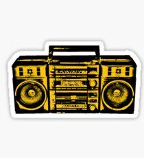 Tape recorder Sticker
