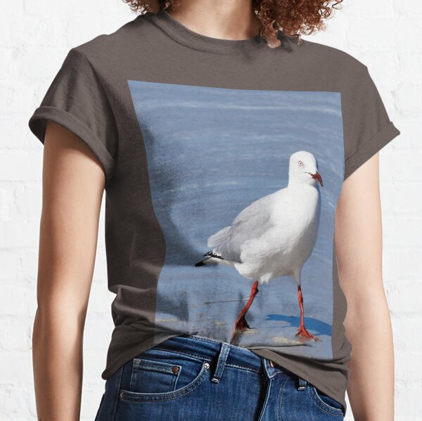 Seagull  and its Shadow Classic T-Shirt