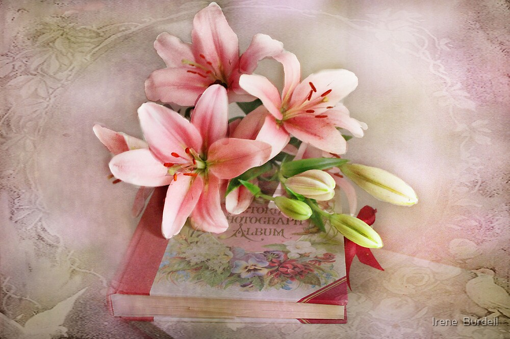 In the Pink  by Irene  Burdell