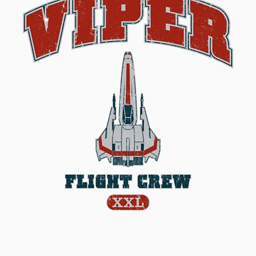 Viper Flight Crew - Dark by deepspacemonkey