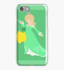 Rosalina & Luma (Green) - Super Smash Bros. iPhone Case/Skin