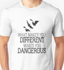 Divergent different quote Unisex T-Shirt