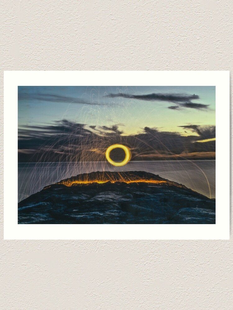 Alternate view of Beach Portal Art Print