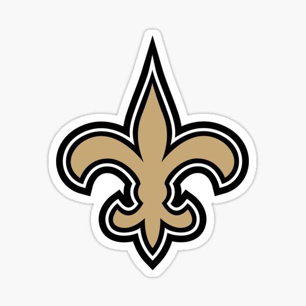 Saints Football Logo Sticker