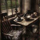Breakfast Table by Yhun Suarez
